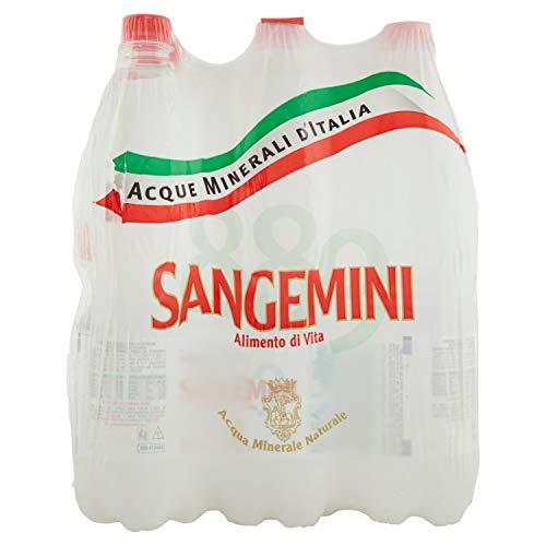 Sangemini Acqua Oligominerale, 6 x 1L