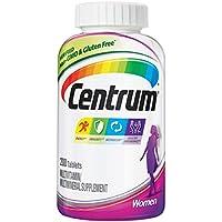 200-Count Centrum Multivitamin/Multimineral Supplement for Women