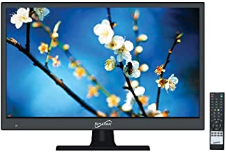 "SuperSonic SC-1511H LED Widescreen HDTV 15"" Flat Screen with USB Compatibility, SD Card Reader, HDMI & AC/DC Input: Built-in Digital Noise Reduction with HDMI Cable Included (2020 Model)"