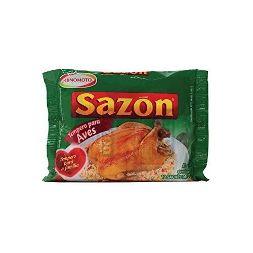 Tempero verde - Sazon - 60gr