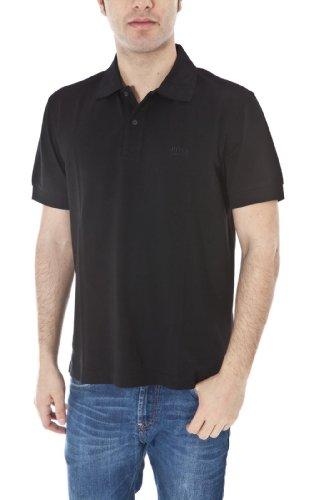 Hugo Boss - Polo - Homme Noir Noir - Noir - Noir - Large