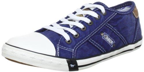 Mustang Herren 4058-305-841 Sneakers, Blau (841 Jeansblau), 44 EU
