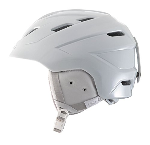 Giro Damen Decade Ski Und Snowboard Helme, Weiß, M
