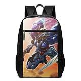 大容量 カジュアルリュック Gundam機動戦士ガンダム Backpackフラップデイパック 通学 旅行 通勤