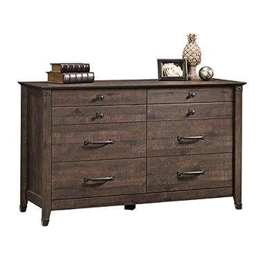 Sauder 419082 Dresser, Coffee Oak