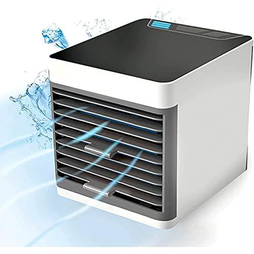 YANRU Climatizzatore da Scrivania, Facile da Pulire Climatizzatore da Camper - Dispositivo di Raffreddamento Personale Mini Climatizzatore per Auto, per Casa, Ufficio, Camera da Letto, Cucina