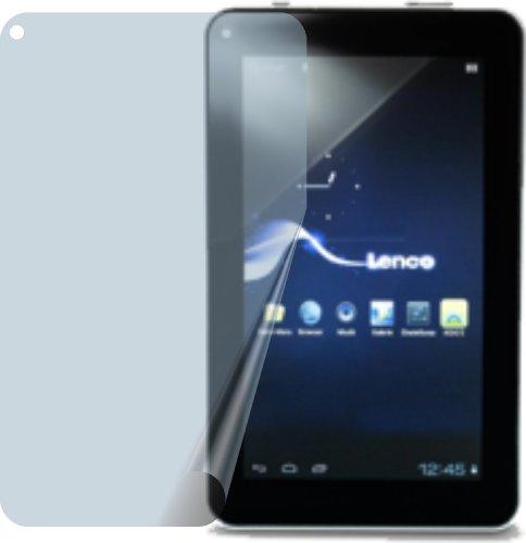 Preisvergleich Produktbild 2X Tchibo Kinder-Tablet Displayschutzfolie Bildschirmschutzfolie kristallklar von 4ProTec