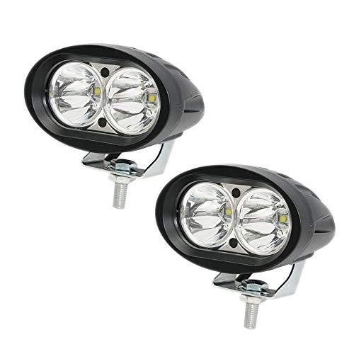 Xingyue Aile buiten verlichting & speelparaties LED werklicht, lumen Universal Motorfiets Spot Fiets Off Road ATV 4WD auto rijden mistlampen 2-pack 20 Watt 2000