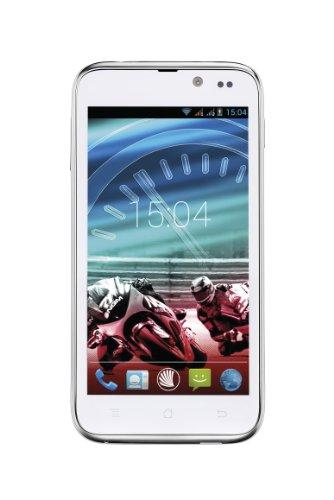 NGM Dynamic Racing 2 Smartphone, 4 GB, Dual SIM, Bianco [Italia]