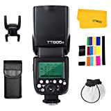 Godox TT685o TTL Flash HSS Alta velocità 1/8000s GN60 Fotocamera Flash Speedlite Luce per Olympus E-M10II E-M5II E-M1 E-PL8 E-PL7E-PL3 PEN-F ect. Fotocamera e Panasonic DMC-CX85 DMC-G7 (TT685O)