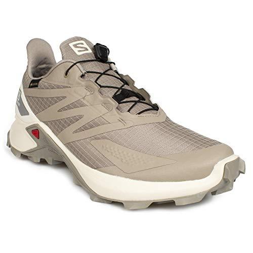 SALOMON Calzado Bajo Supercross Blast GTX, Zapatillas de Trail Running Hombre, Vinkak, 40 2/3 EU