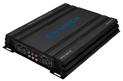 Crunch GPX 1000.4 Amplificatore 560 W