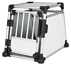 trixie hundetransportbox hundebox auto. Black Bedroom Furniture Sets. Home Design Ideas
