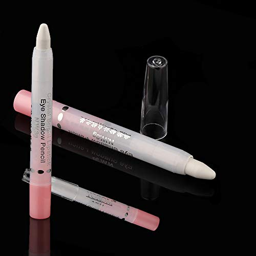Maquillaje 1pc Nuevo blanco de la llegada de usos múltiples