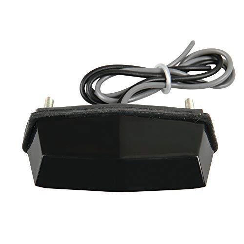 LAMPA 90166 Luce Targa a 3 LED SMD - Bianco
