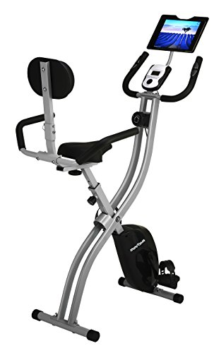 Innova XBR450 Folding Upright Bike with Backrest...