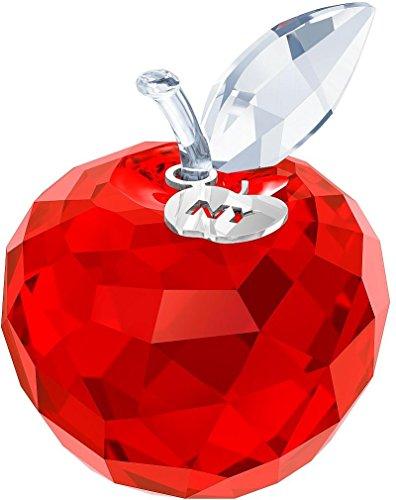 SWAROVSKI New York Apple, Small Red One Size