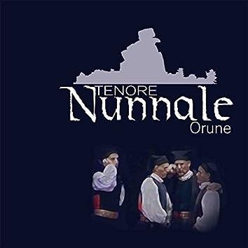 Tenore Nunnale Orune