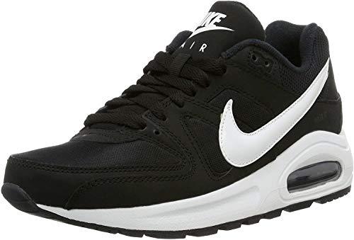 Nike Air Max Command Flex LTR 844346-011 Zapatillas, negro (Negro / Blanco), niño, Black (Schwarz / Weiß Weiß), 38