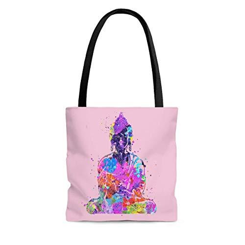 Buddha Tote Bag, Books Bag, Beach Bag
