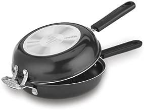 Cuisinart Frittata 10-Inch Nonstick Pan Set - Black