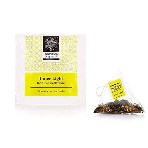 Samova Inner Light Space Teabeutel 25er Box - 50 g