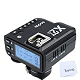 Godox X2T-C TTL Wireless Flash Trigger for Canon Bluetooth Connection Supports iOS/Android App