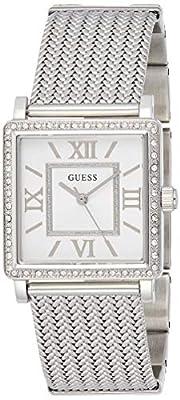 Guess–Reloj metal Ladies Dress (w0826l1)
