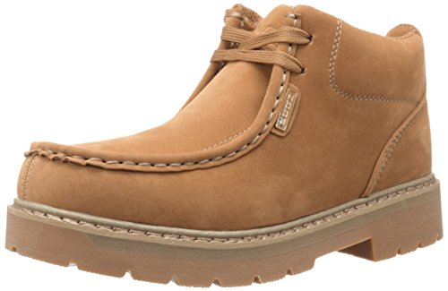 Lugz Men's Strutt LX Boot, Cashew/Natural/Gum, 10.5 D US