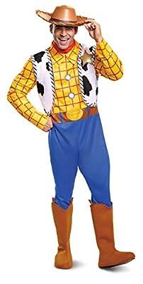 Men%27s+Woody+Deluxe+Costume+-+Toy+Story%2c++XL+(42+-+46)