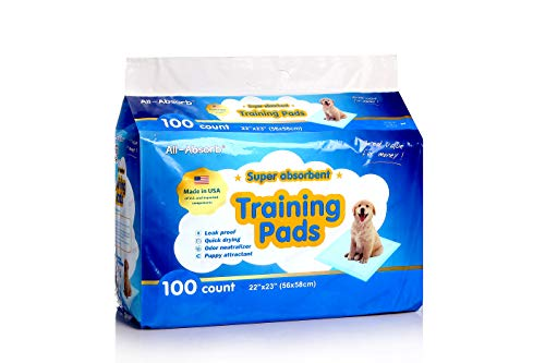 Scented Puppy Training Pads With Attractant