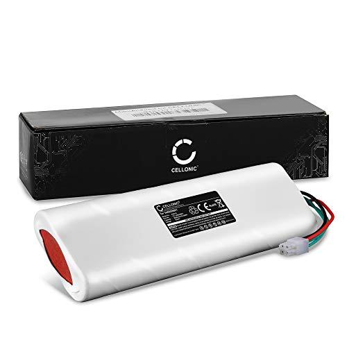 CELLONIC Batería Premium 18V, 3Ah, NiMH Compatible con Husqvarna Automower 220 AC, 230 ACX, Solar Hybrid, 210 C, 260 ACX, G2 bateria de Repuesto 535 12 09-02 Pila