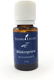 Young Living Wintergreen Leaf Oil Essential Oil 15ml +