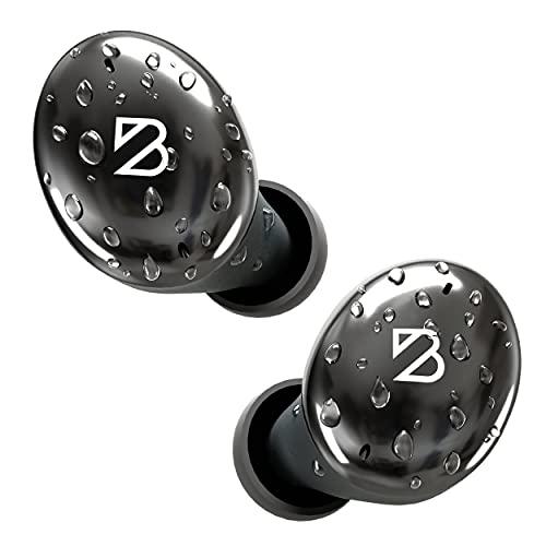 Tempo 30 Extra Bass Earbuds Wireless, IPX7 Sweatproof Sports Earphones, Deep Bass...