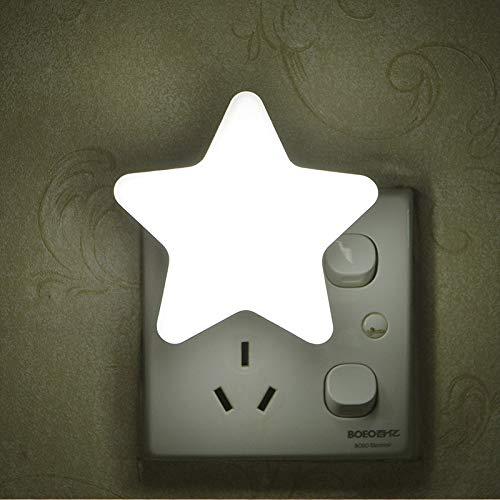 Nachtlampje stopcontact kinderen LED nachtlampje met schemeringssensor baby stopcontactlicht kinderkamer nachtlampje kinderlamp kinderlamp slaapkamer