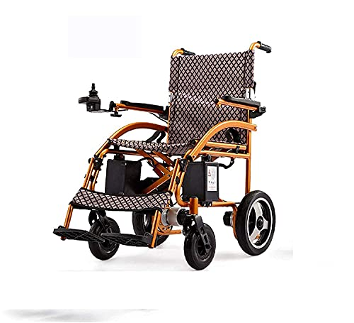 Silla de ruedas eléctrica, plegable, reclinable, scooter automático, vehículo portátil para discapacitados, silla de ruedas eléctrica, vehículo de edad avanzada
