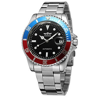 XKC-watches Relojes para Hombres, Winner Hombre Reloj de Pulsera Reloj de Moda Reloj...