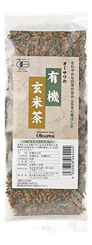 オーサワジャパン 『オーサワの有機玄米茶』