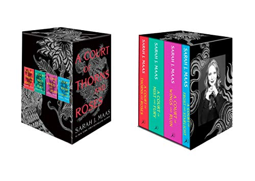 Compare Textbook Prices for A Court of Thorns and Roses Box Set  ISBN 9781526630780 by Maas, Sarah J.