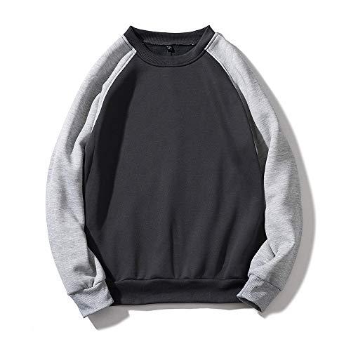 Sweat Shirt, Mode Printemps et en Automne Veste à Capuche de la Mode des Hommes Grande Taille Veste Polaire Chaude Hommes,O,M