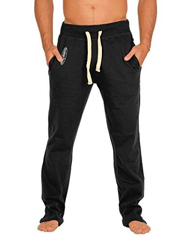 Männer Jogginghose Jogging Hose Herren Goodman Design Retro Jogging Hose Bequeme Hose für Zuhause Freizeithose für Herren Freizeit