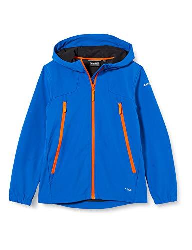 ICEPEAK Jungen Softshell Jacke KANEVILLE JR, blau, 164, 651895682I
