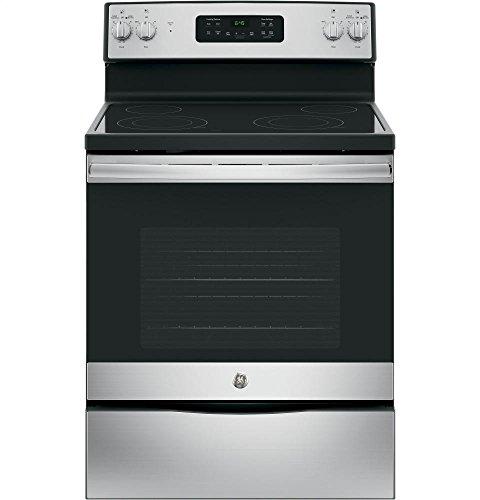 GE Appliances JB645RKSS, Stainless Steel