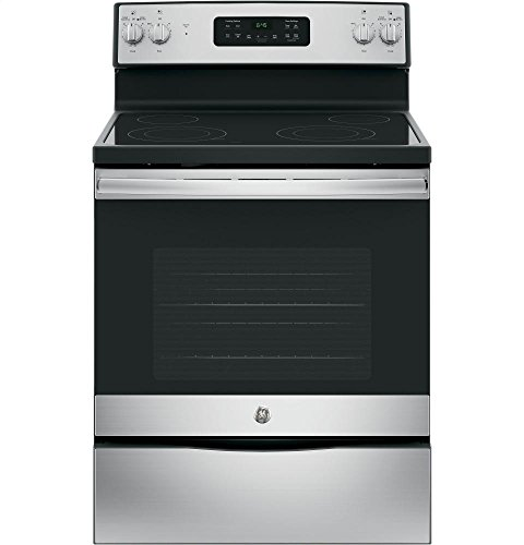 GE Appliances JB645RKSS, Stainless Steel