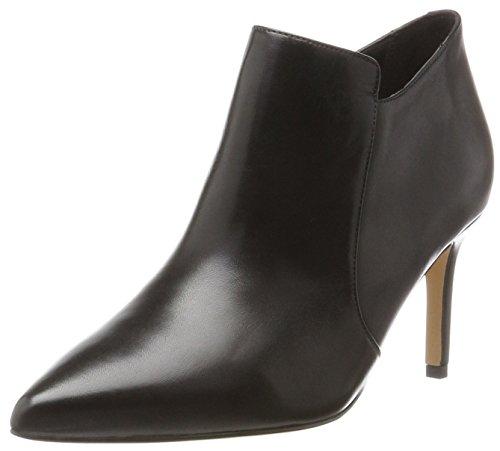 Clarks Dinah Spice, Stivali Donna, Nero (Black Leather), 39.5 EU