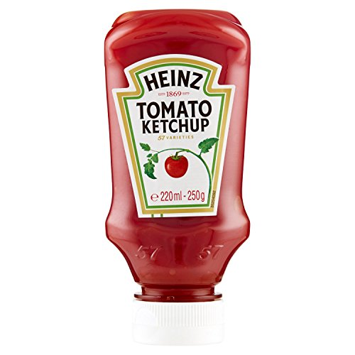 Heinz Ketchup Top Down - 250 gr