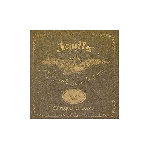 Aquila 82C 800 Ambra Nylgut y Seda de Estilo romántico con...