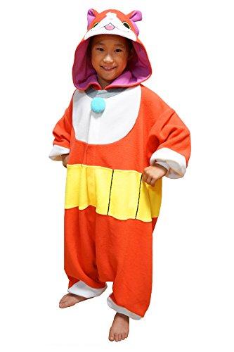 costume du personnage Yokai regarder Jibanyan costume pour les enfants 110cm BAN-009F