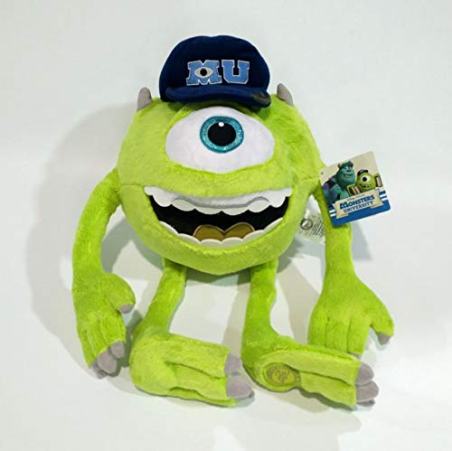 lili-nice Peluches University Monster Mike Wazowski S Monsters Inc S Niños 1Pcs 40Cm