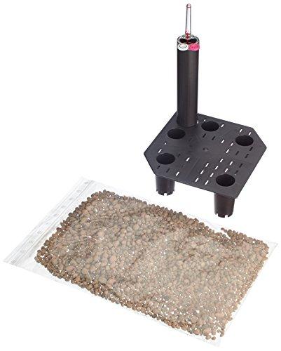 Plastkon Accessoires Smart Système Lui-même Système d'arrosage pour Elise Noir 20 cm